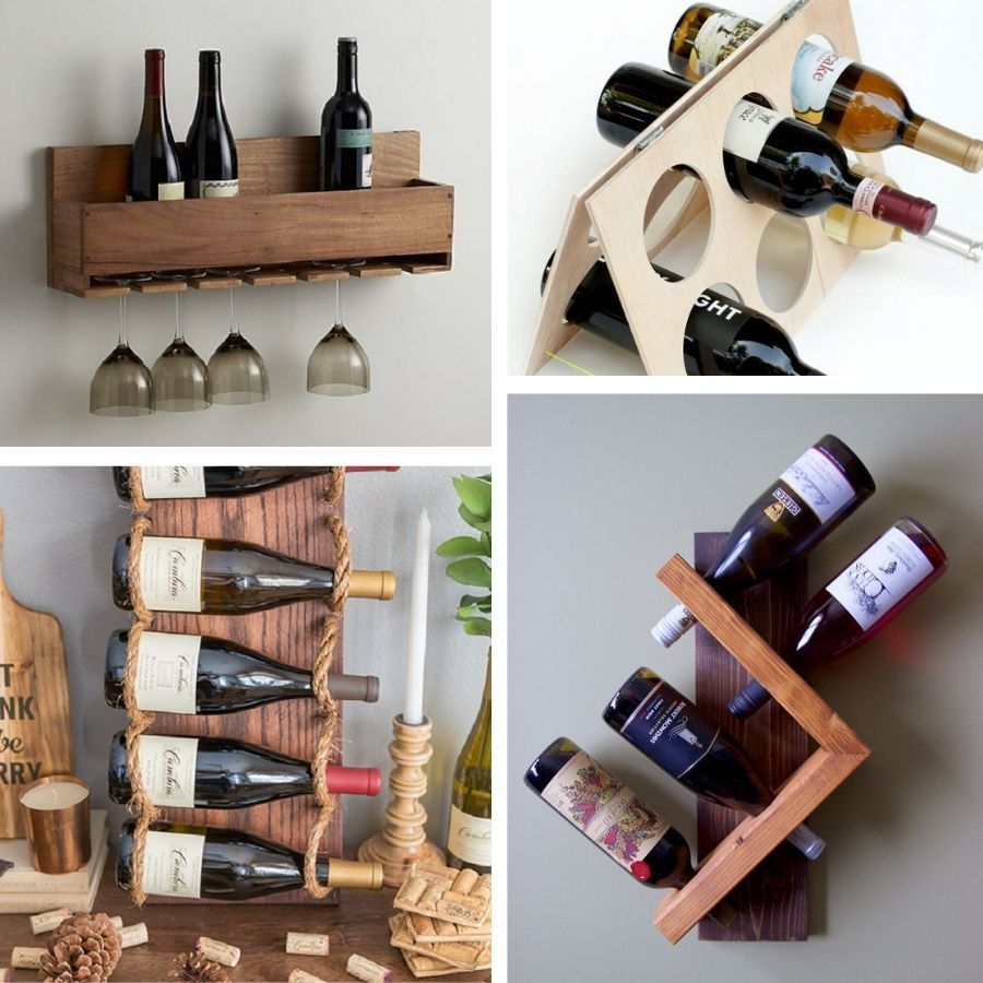15 Creative Diy Wine Rack Ideas For Your Wine Collection