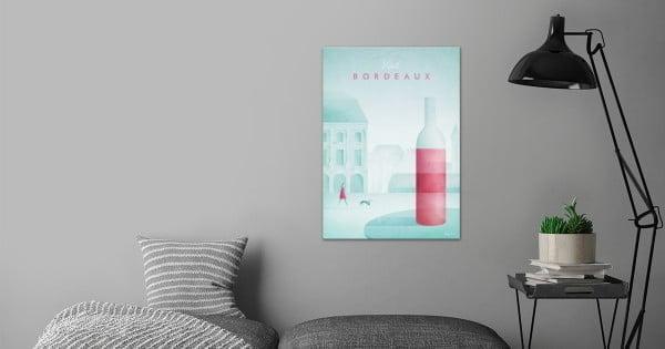 Bordeaux plaque