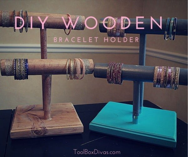DIY Wooden Holders