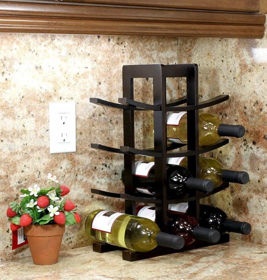 modern unique rack