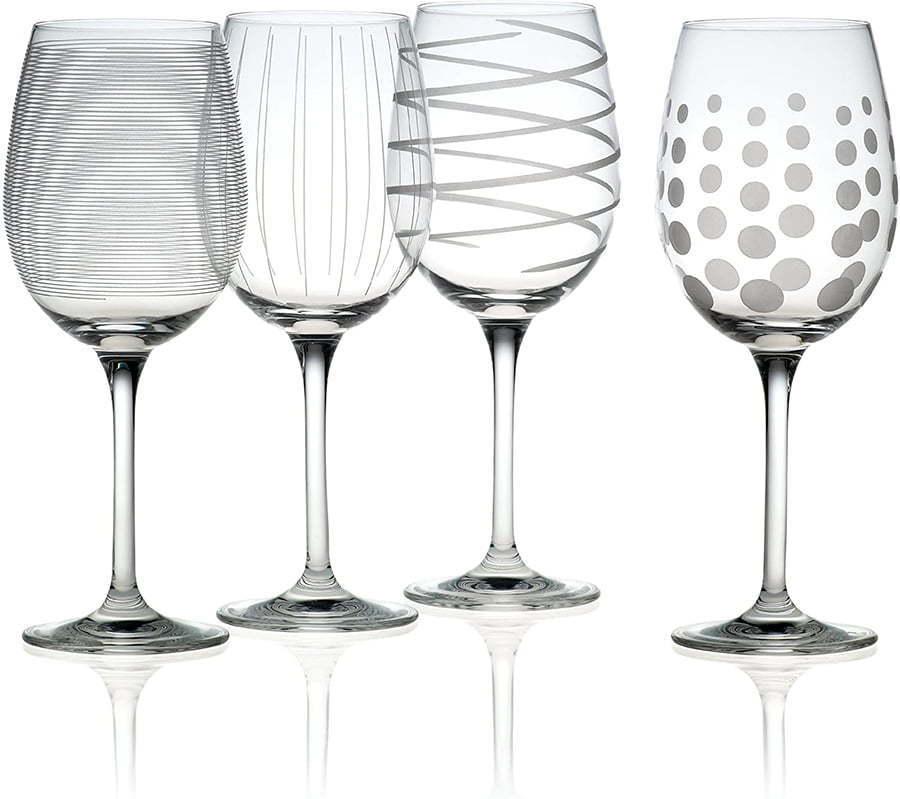 Mikasa Wine Glasses