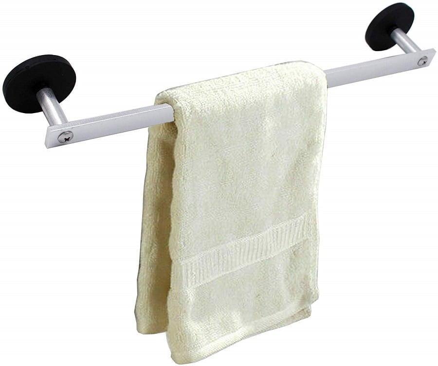 magnetic towel bar