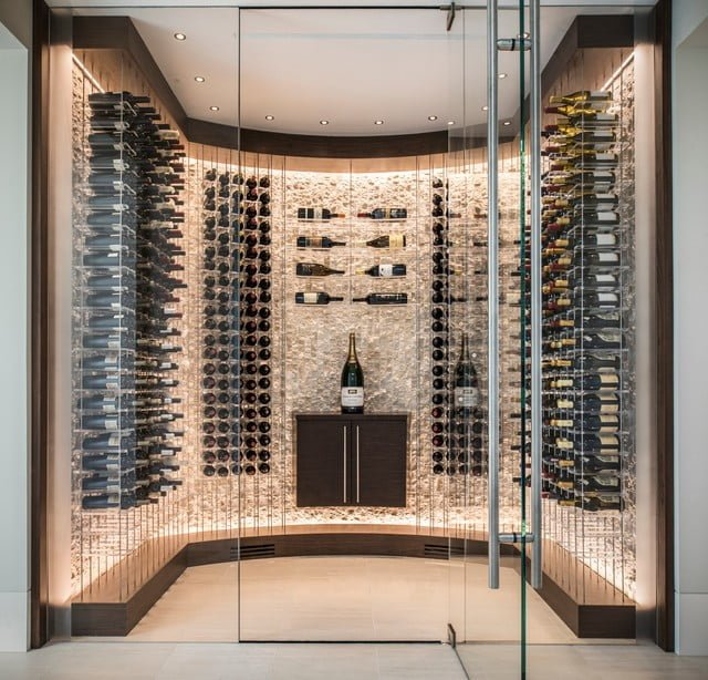 Modern wine cellar wine cellar ideas
