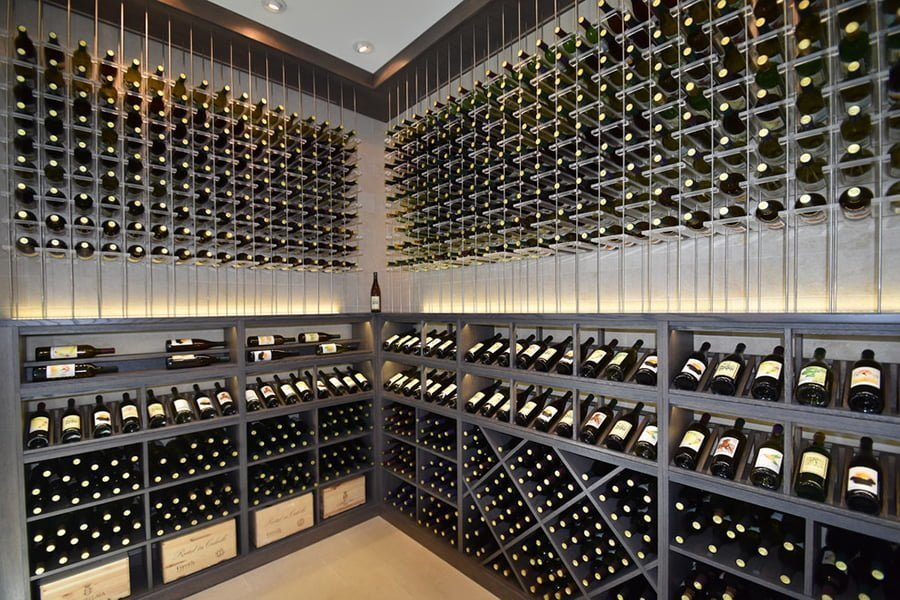 Wine cellar design wine cellar ideas