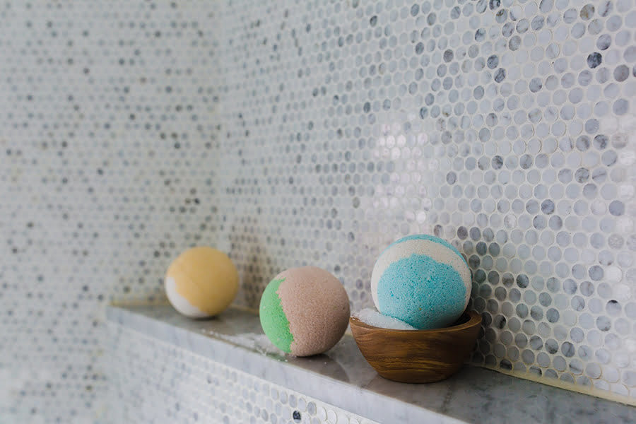 Fizzy Bath Bomb Recipe