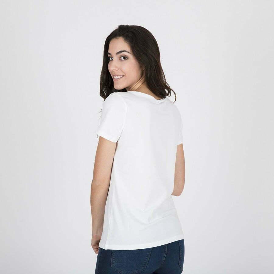 classic white tshirt